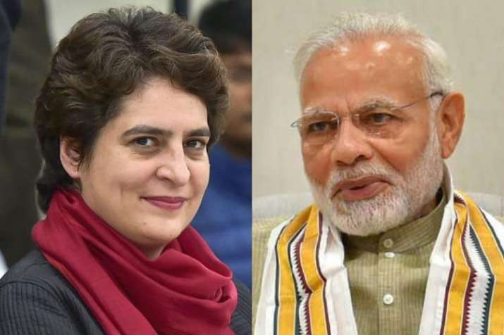 No surprise: Priyanka Gandhi was never contesting elections- India TV