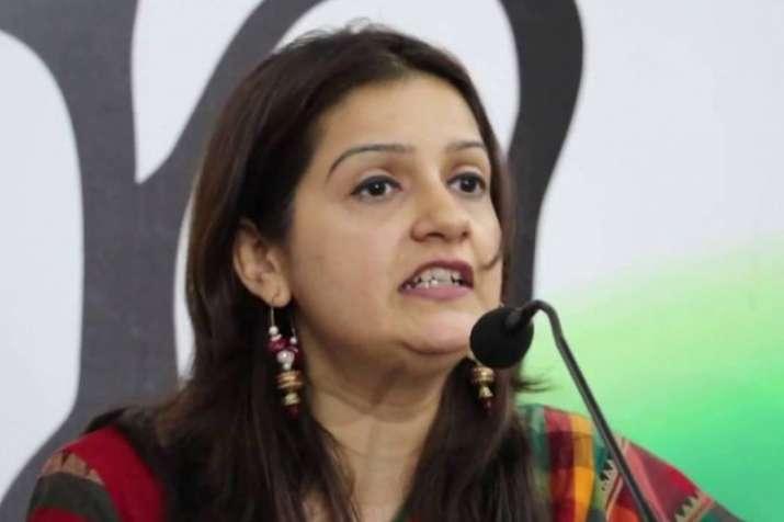 अपनी ही पार्टी पर भड़कीं प्रियंका चतुर्वेदी, कहा-कांग्रेस दे रही है गुंडों को तरजीह- India TV