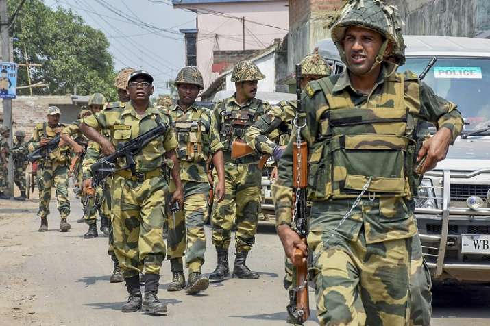 2.7 lakh paramilitary, 20 lakh state police deployed for...- India TV