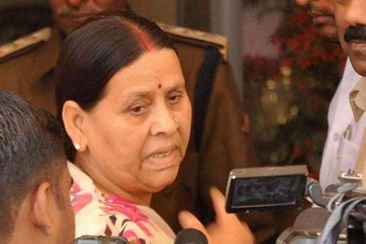 Rabri Devi- India TV