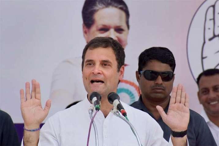राहुल गांधी ने अमित शाह को 'हत्या का आरोपी' कह एक नए विवाद को दिया जन्म- India TV