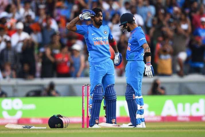 Chris Gayle Said KL Rahul Is an Olny Playe Who Can match Kohli's achievements- India TV