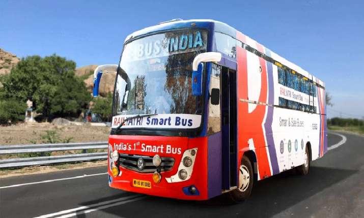 Railyatri smart bus- India TV Paisa