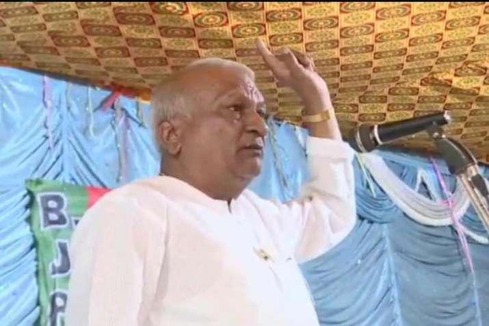 Former BJP MLA Raju Kage- India TV