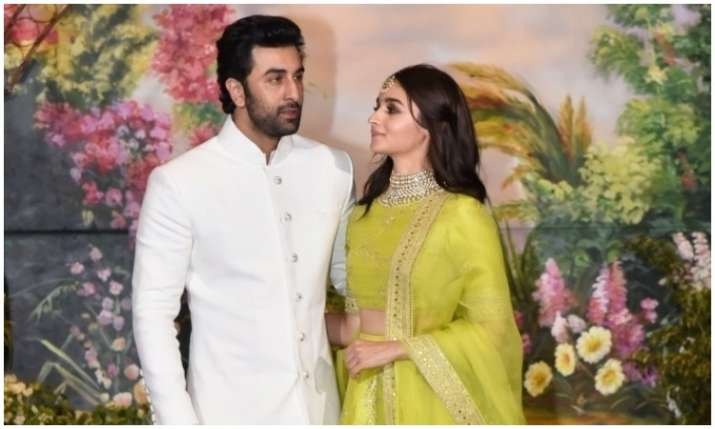 Ranbir kapoor and Alia bhatt- India TV