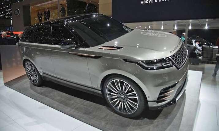 JLR Range Rover Velar- India TV Paisa