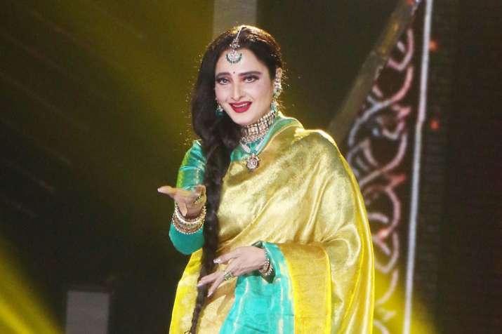 REKHA- India TV