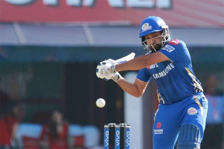 Mumbai Indians vs Royal Challengers Bangalore IPL 2019 Match 32 MI vs RCB Rohit Sharma- India TV