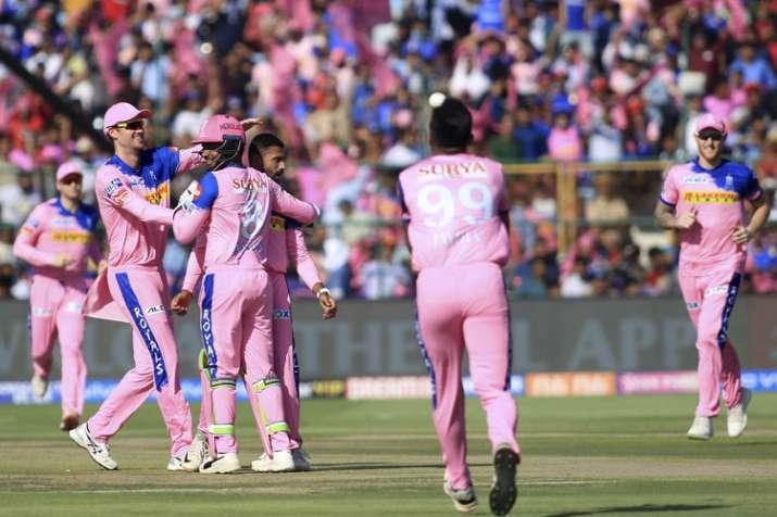 IPL 2019, RR vs MI: स्टीव स्मिथ की कप्तानी पारी, राजस्थान रॉयल्स की मुंबई इंडियंस पर आसान जीत - India TV