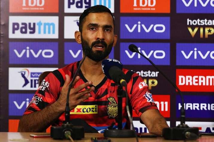 IPL 2019, KKR vs DC | Fell short by 10-15 runs, could have bowled better: KKR captain Dinesh Karthik- India TV