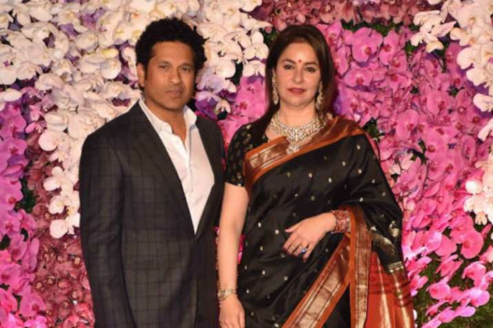 Sachin and anjali- India TV