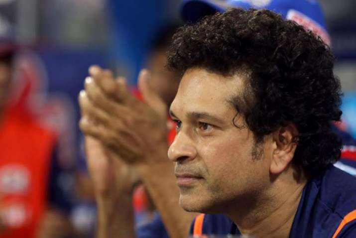 pavilion of the MIG Cricket Club in Bandra area will be named after Sachin Tendulkar on May 2- India TV