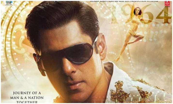 motion poster of bharat is out- India TV