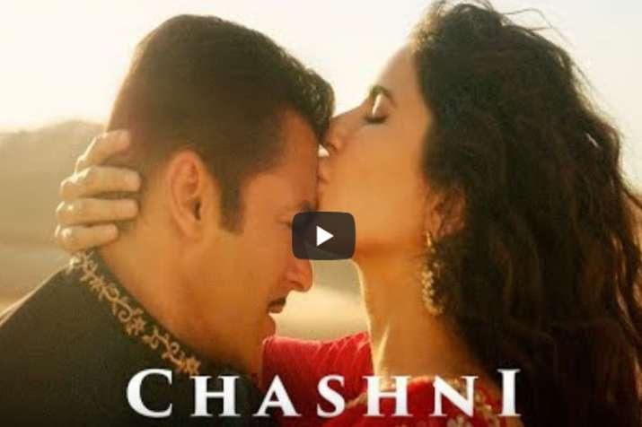 Salman khan shar chashni teaser song- India TV