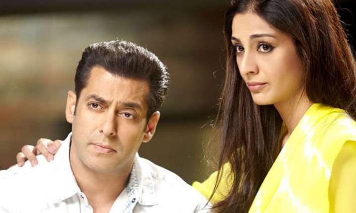 सलमान खान- तब्बू- India TV