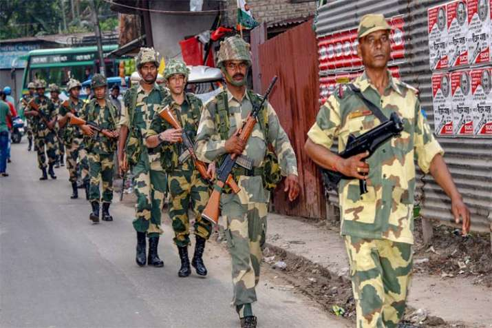 Security Forces - India TV