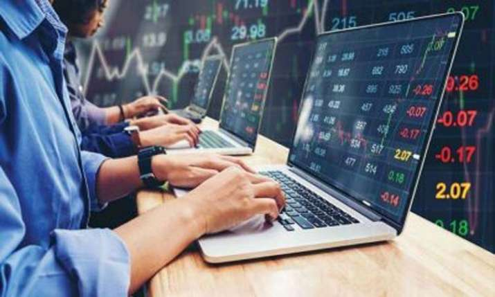 Sensex slips from lifetime high on profit booking- India TV Paisa