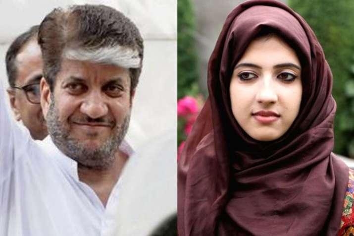 Enforcement Directorate summons Sama Shabir, daughter of Shabir Shah- India TV