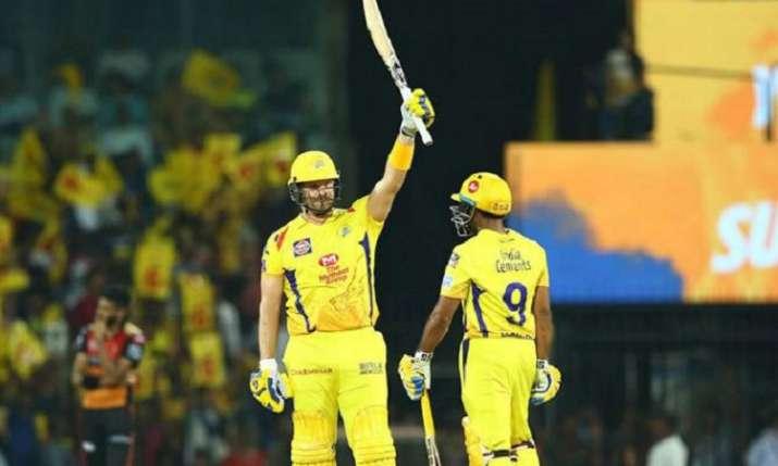 शेन वॉटसन आईपीएल 2019- India TV