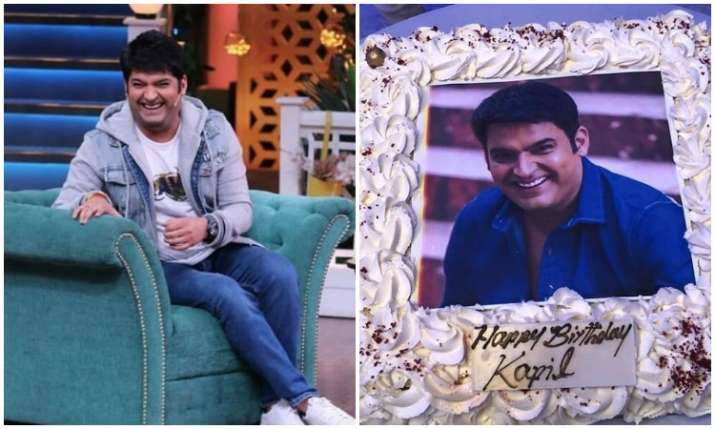Kapil sharma birthday celebration- India TV