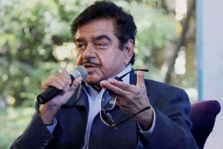 Congress leader Shatrughan Sinha - India TV