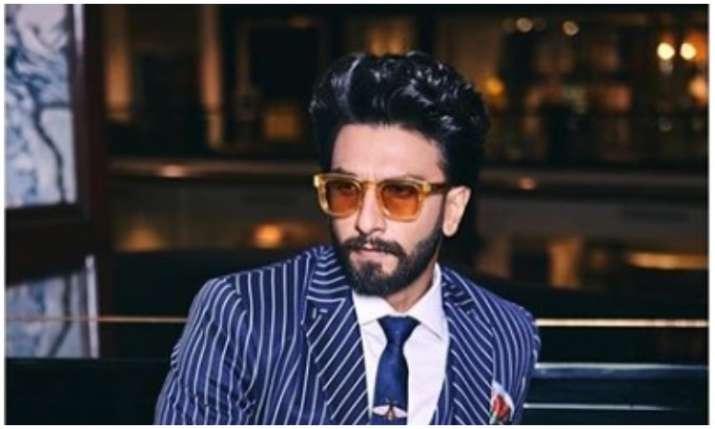Ranveer singh- India TV