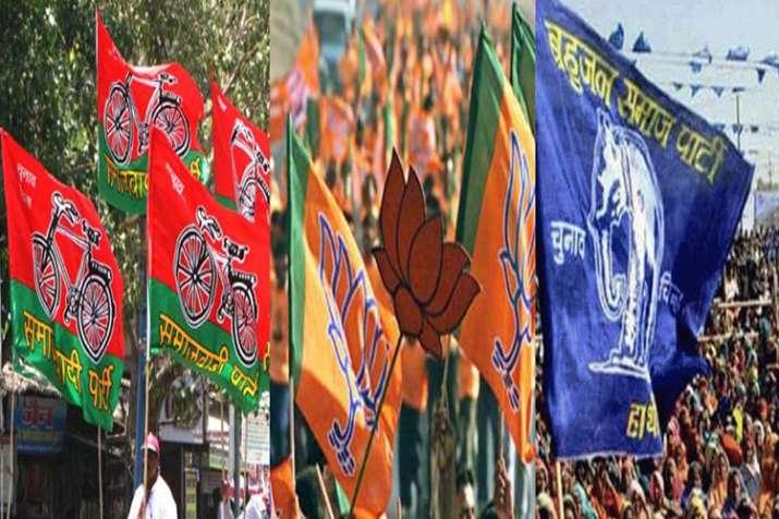 सपा-बसपा से मिल रही चुनौती से भाजपा को इन 4 सीटों पर खतरा- India TV