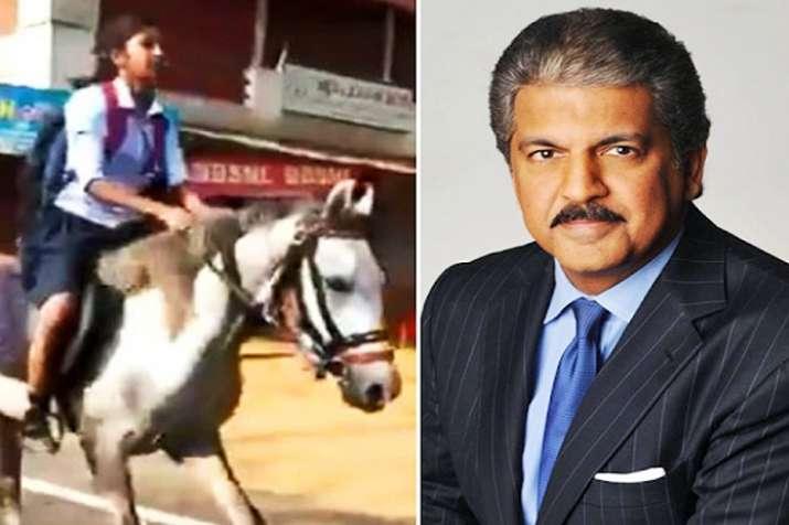 घोड़े पर सवार होकर...- India TV