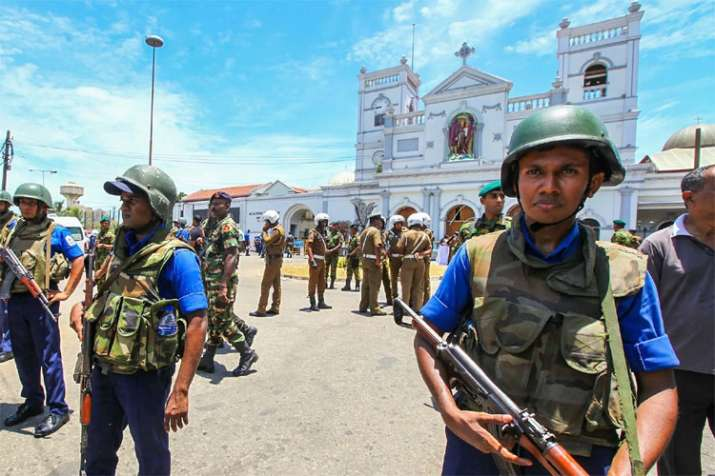 Sri Lankan suicide bomber studied engineering at UK university   AP- India TV