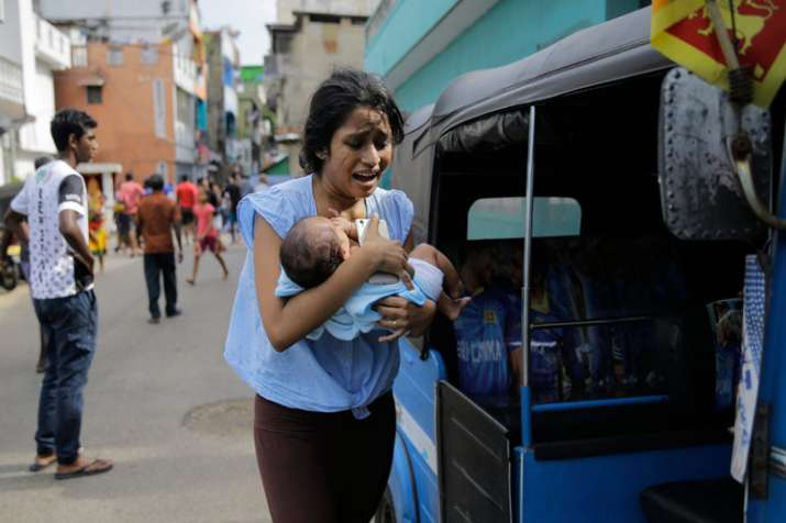 Srilanka Easter Sunday Blast- India TV
