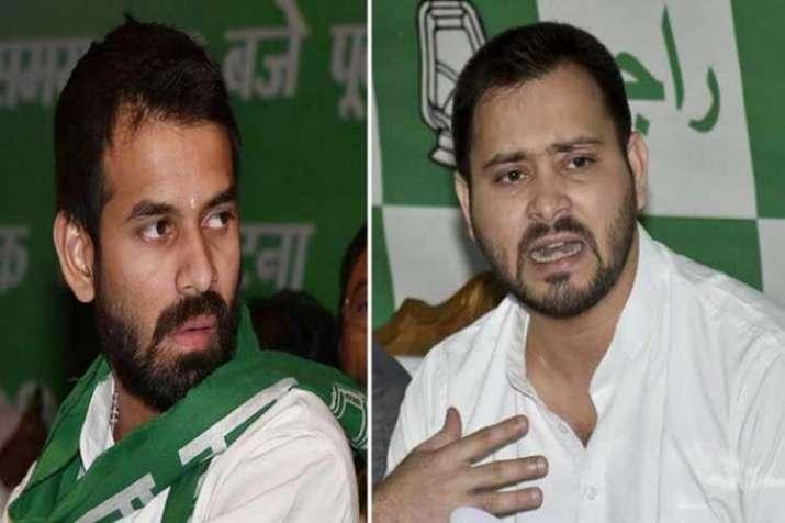 Tej Pratap to Form Lalu Rabri Morcha in Bihar - India TV