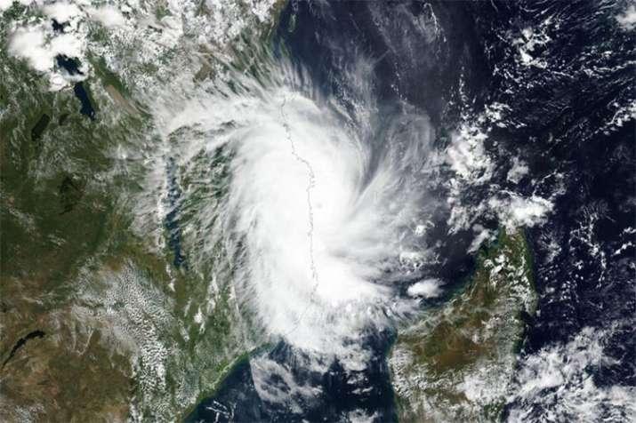 cyclone Fani- India TV