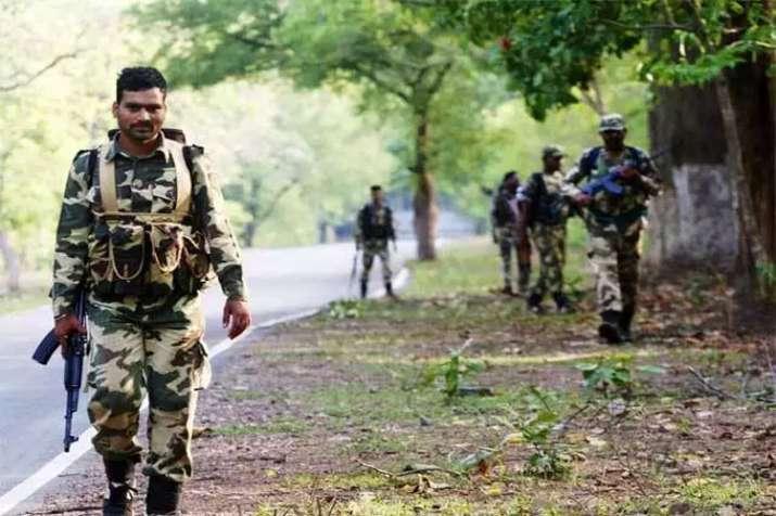Naxal Arrest- India TV