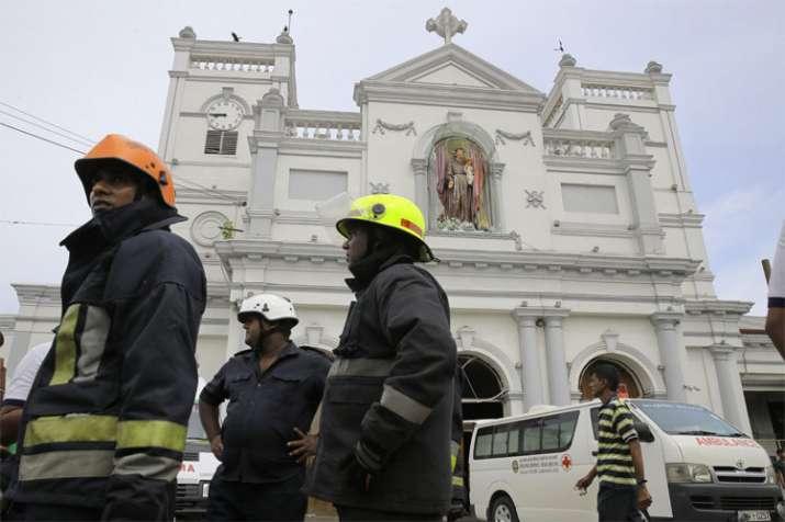 Srilanka Blast- India TV