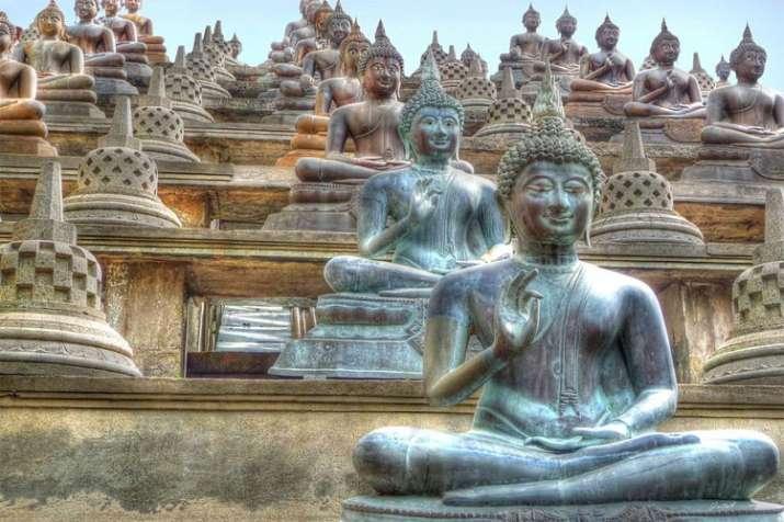 Srilanka Budhdhist temples- India TV