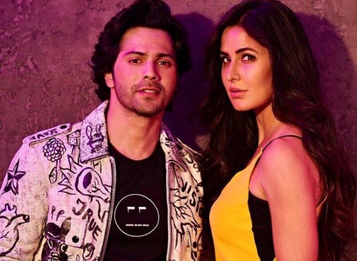 Varun dhawan and katrina kaif- India TV