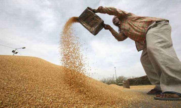 wheat procurement- India TV Paisa