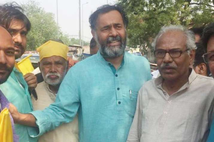 Yogendra Yadav | Facebook- India TV