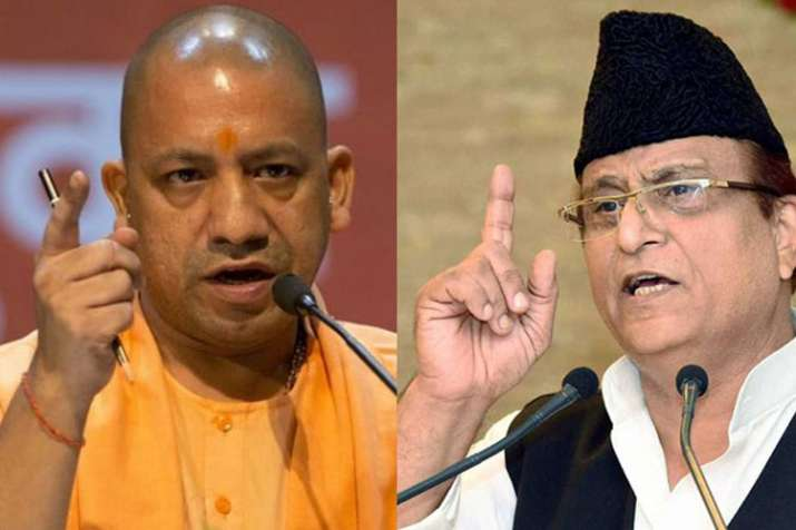 Yogi Adityanath and Azam Khan | PTI File- India TV