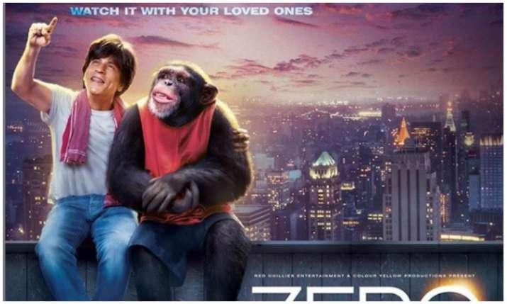 Shah Rukh Khan starrer Zero to close Beijing International Film Festival- India TV