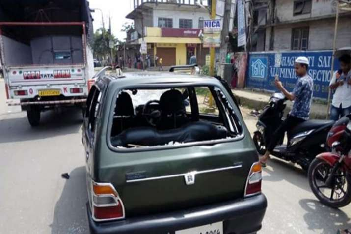 assam Hailakandi- India TV