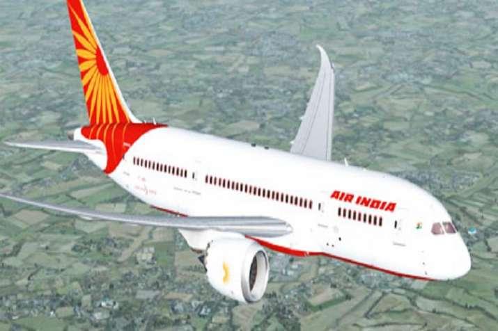 air india emergency landing- India TV