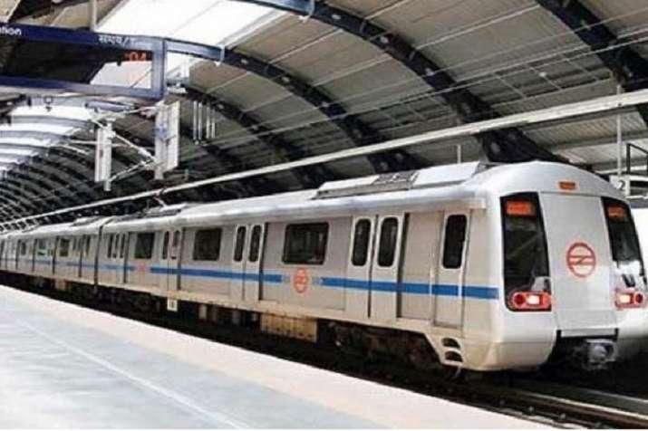 delhi metro yellow line- India TV