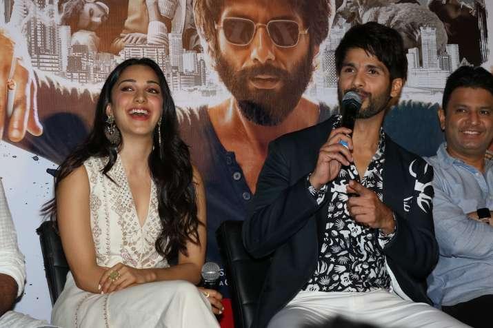 Kabir Singh Trailer Launch- India TV