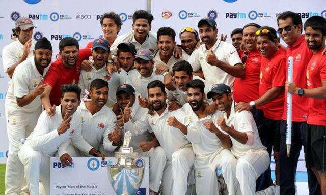 मुंबई क्रिकेट संघ- India TV