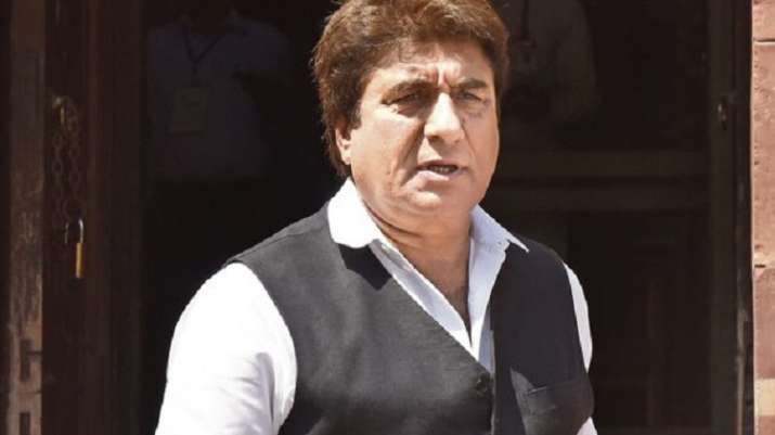 UP Congress Chief Raj Babbar Sends Resignation To Rahul