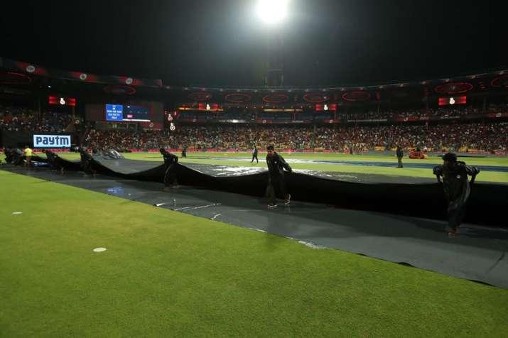 IPL 2019, RCB vs RR: Royal Challengers Bangalore vs Rajasthan Royals match abandoned due to rain. Bo- India TV