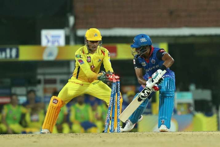 IPL 2019, CSK vs DC: MS Dhoni and stumpings, a match made in heaven- India TV