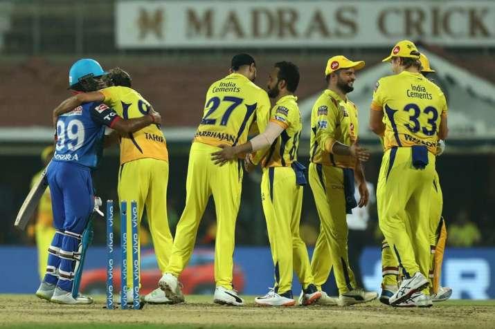 IPL 2019, Match 50: धोनी के धमाल और स्पिनरों के कमाल से चेन्नई की बड़ी जीत, दिल्ली को हराकर फिर टॉप - India TV