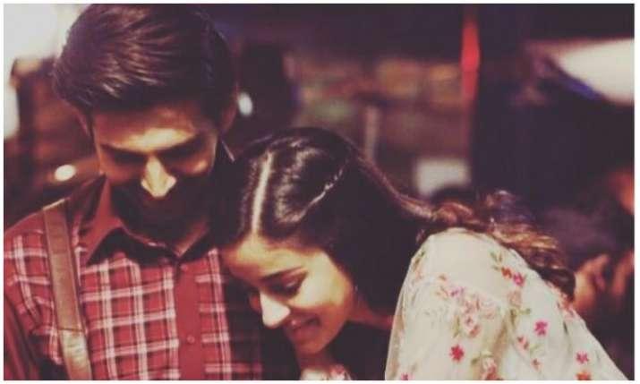 Kartik aaryan and ananya panday- India TV